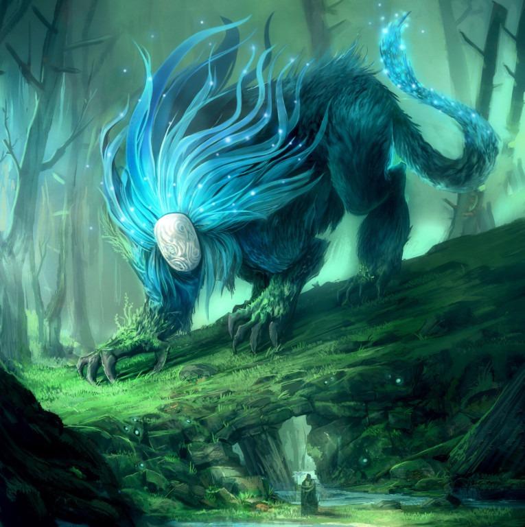 Apex Predator final card art