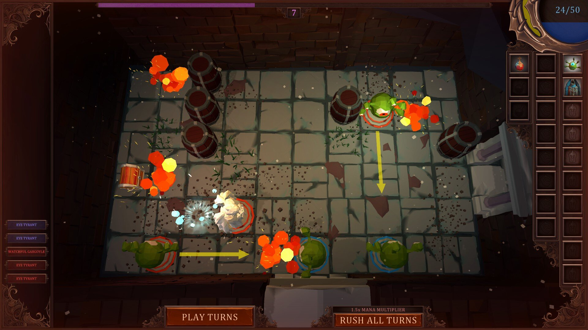 Rogue Summoner Game Screenshot 2