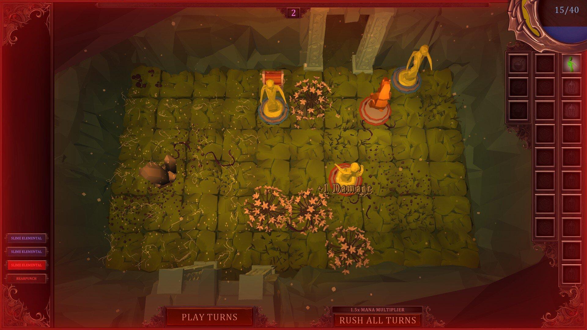Rogue Summoner game screenshot 3