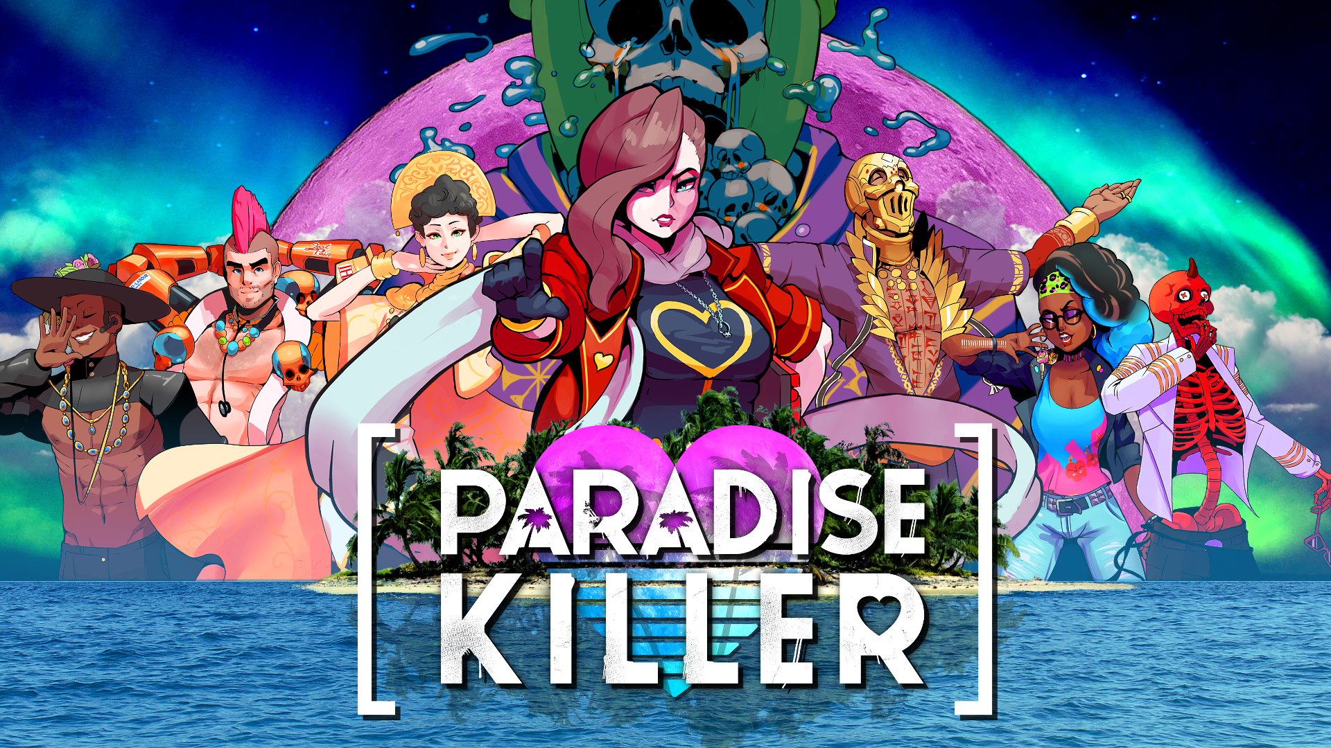 Paradise Killer Review – Siren Synapse