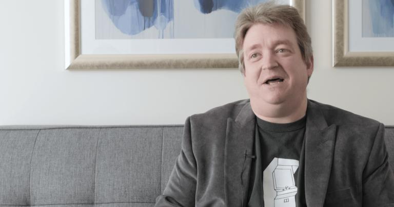 Games journalist Dan Amrich