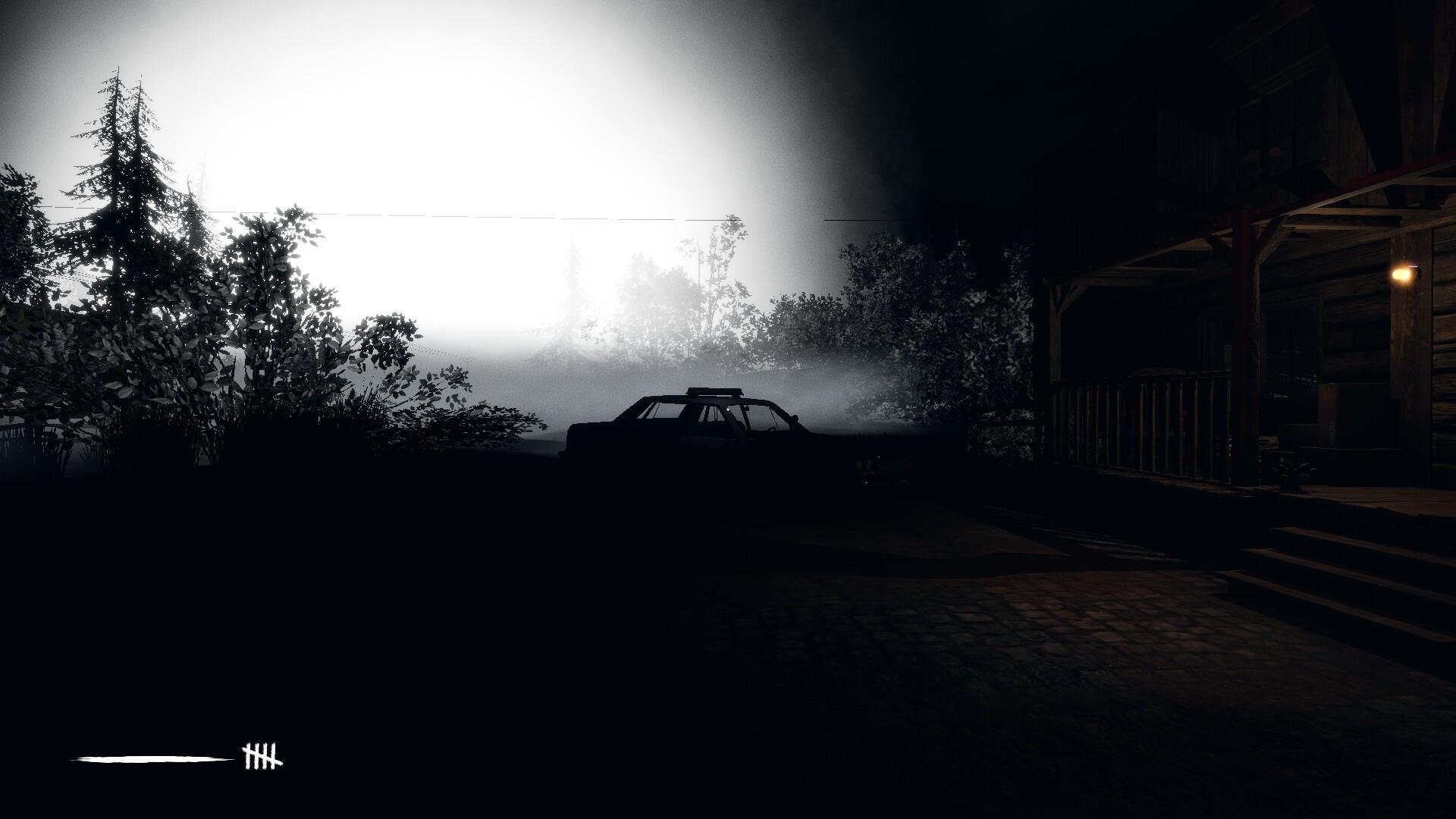 Martha game screenshot, arrival