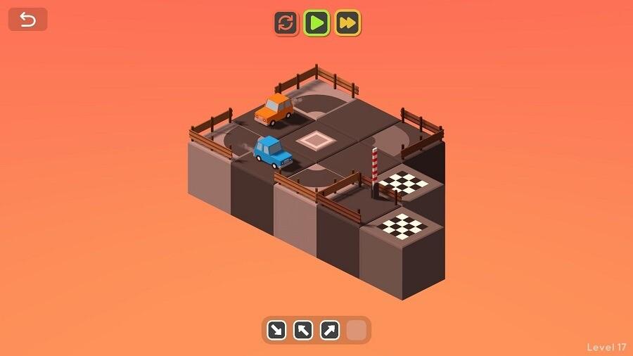 Tiny Traffic game screenshot 2