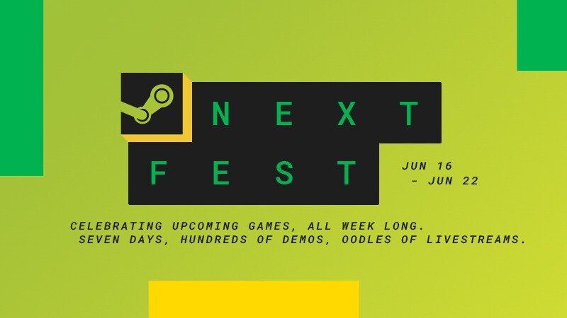 Steam Next Fest Event Logo