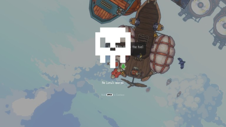 Black Skyways screenshot